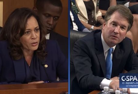 Assault on America, Day 638: Question: will Americans like ACB better than Kamala Harris?