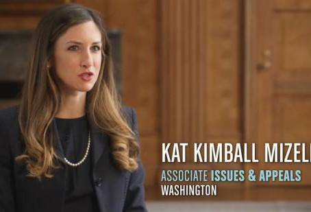 Call Senators McConnell and Graham! Confirm Kathryn Kimball Mizelle to the U.S. District Court