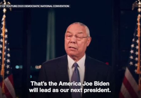Misty Memories For 'Colin Powell Republicans'