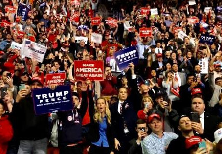 The Right Resistance: Trump says the GOP is his party. Where 2024 is concerned, he's right