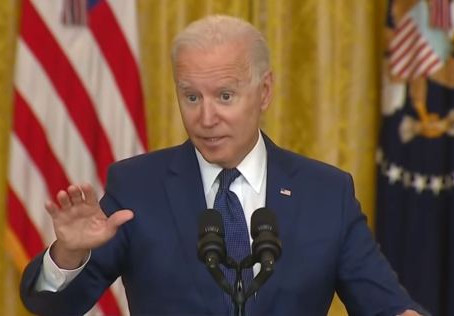 The Right Resistance: Joe Biden's uncanny way of helping Republicans band together