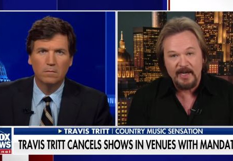 Travis Tritt Cancels Multiple Concerts Due to COVID-19 Vaccine and Mask Requirements