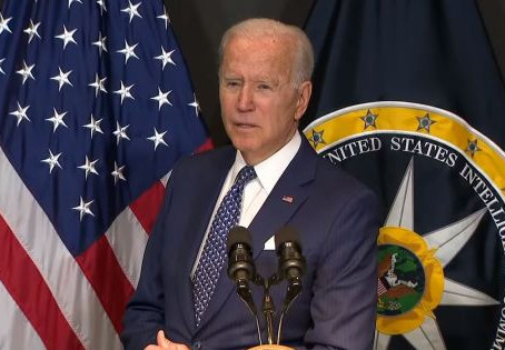 The Right Resistance: Pessimism overtakes optimism and hope in Joe Biden's sinking America