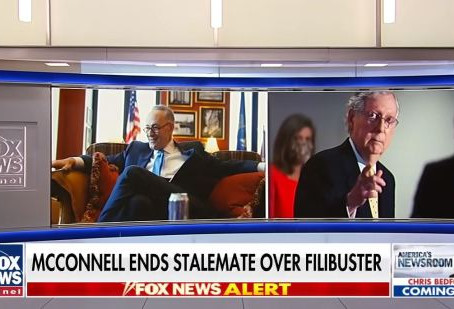 Conservative Leaders To Senate GOP – Fight To Save The Filibuster
