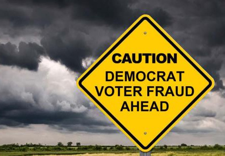 The Right Resistance: Impeachment is done, now how about getting back to voter fraud?