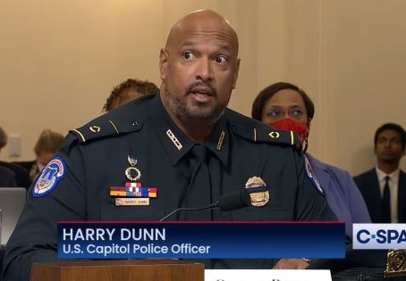 Another Partisan Stunt by the U.S. Capitol Police
