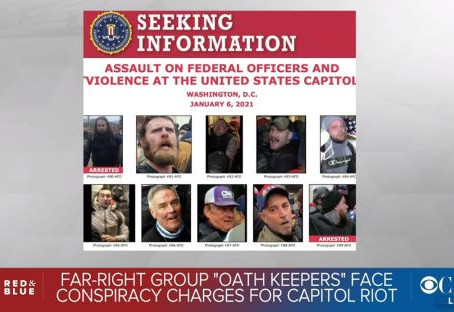 Indicted for Engaging in the Wrong Insurrection