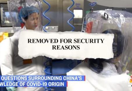 The Media's COVID Origin Coverup Campaign Has Begun