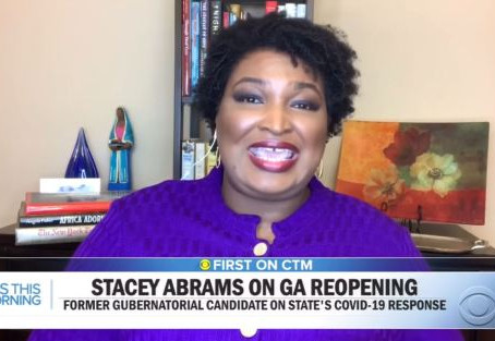 The Right Resistance: Should the rudderless GOP emulate Stacey Abrams on how to win?