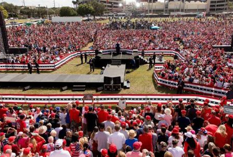 Trump hopes MAGA rallies make him a 2022 kingmaker