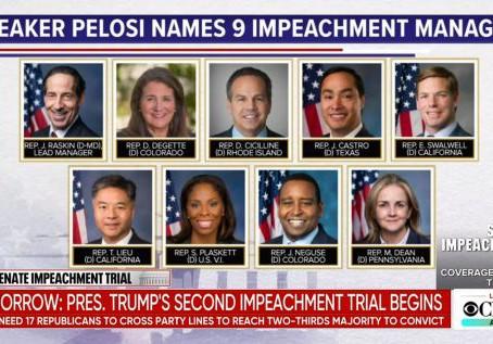 President Trump's Impeachment Trial Memorandum