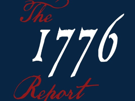 The Right Resistance: America should look more like the 1776 Commission than the 1619 Project
