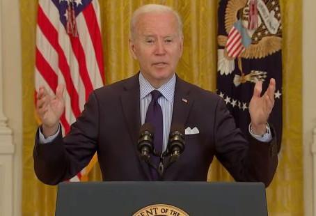 Joe Biden's imperiled economy