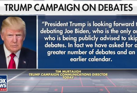 Assault on America, Day 629: A week from first debate, Democrats already excusing Joe Biden
