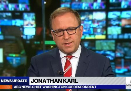 William Barr Colludes With ABC's Jonathan Karl