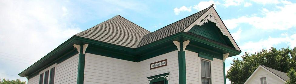 Iowa Rural Schools Museum Exterior