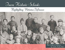 Iowa Historic Schools book cover