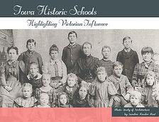 Iowa Historic Schools book cover