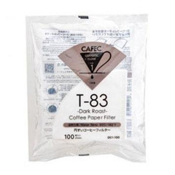 Cafec Dark Roast Coffee Paper Filter