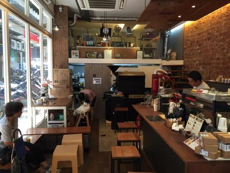 BLOOOM COFFEE HOUSE, MACAU