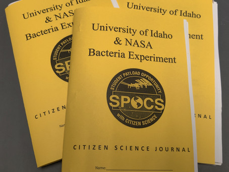 Citizen Science Booklets Completed!
