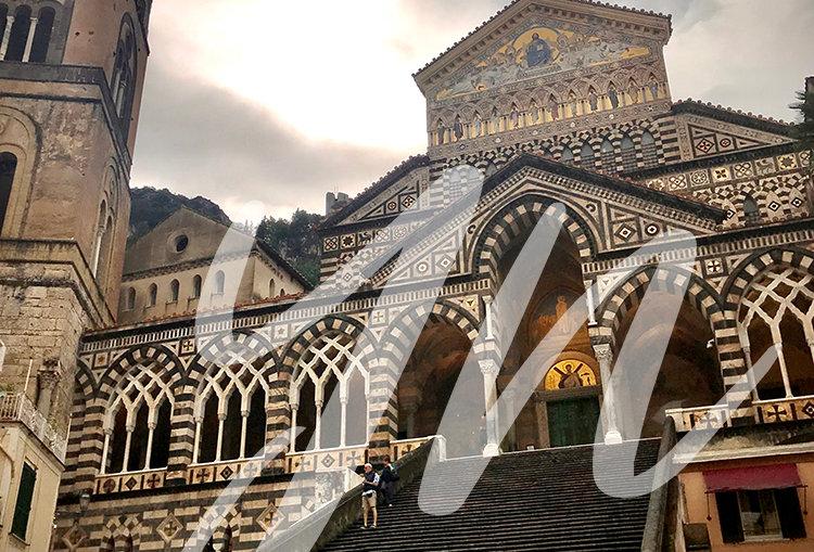 Catedral de San Andrés de Apóstol-Amalfi