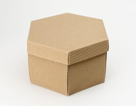 Cajas base tapa fabricadas en cartón