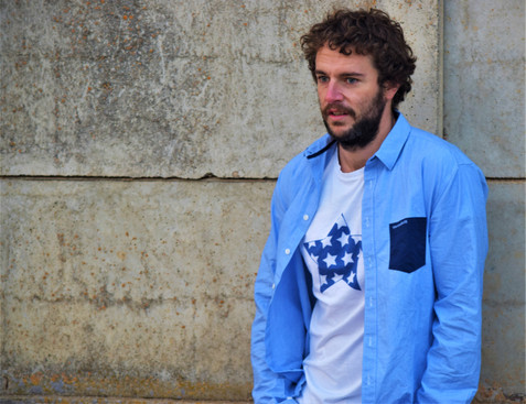 Camisa con bolsillo contrastado de M&W