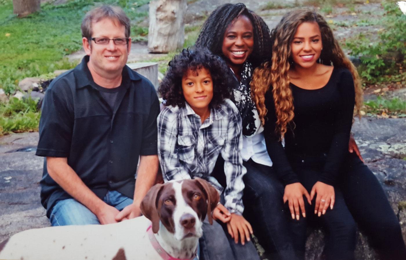 Holmlund-Family