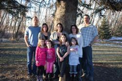Julie's Extended Family