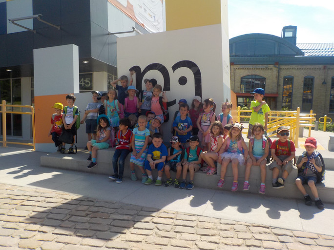 JK/SK Field Trip to the Children's Museum
