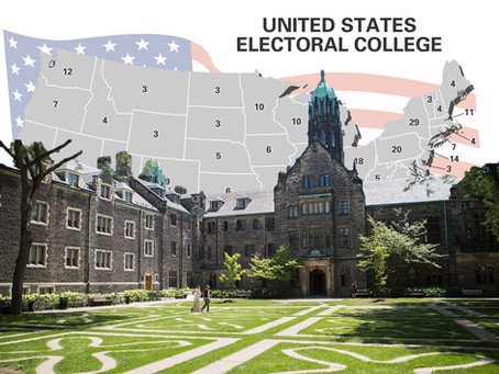 Electoral College Ranked 2nd Most Outdated College After Trin