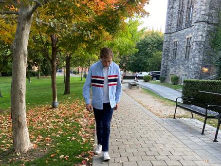 Student Does Philosopher's Walk of Shame
