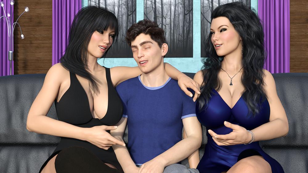F.I.L.F. - 3D Sex Game