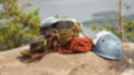 Rock climbing adventure western colorado outdoors