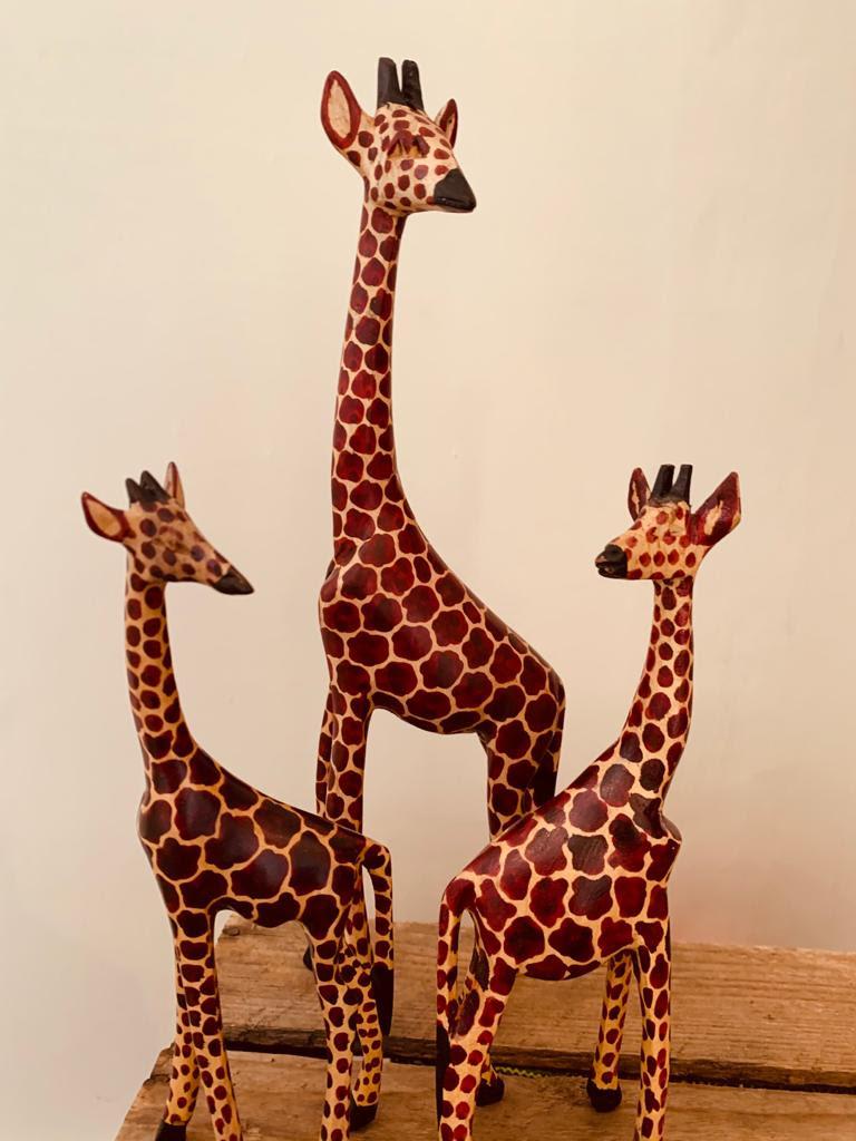 Christmas - Giraffes