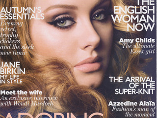 Vogue magazine 2011