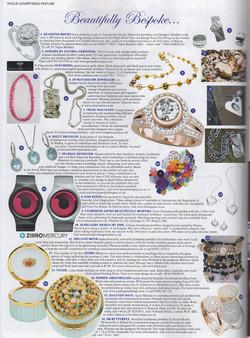 Article Vogue UK October 2011