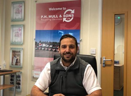 Indigo chats to… P H Hull & Sons Ltd