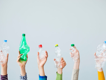 Plastic recycling news from the world of waste in June
