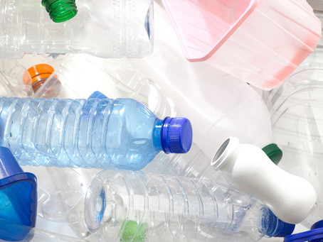 Plastic recycling news from the world of waste in July