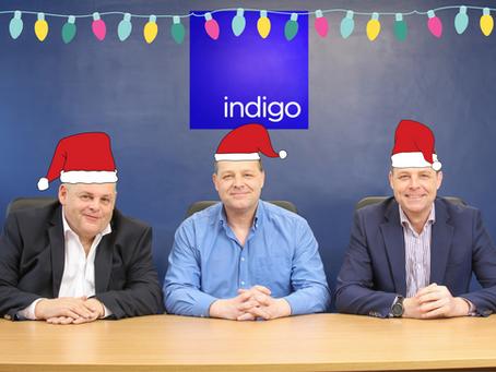 A festive update from the Indigo team