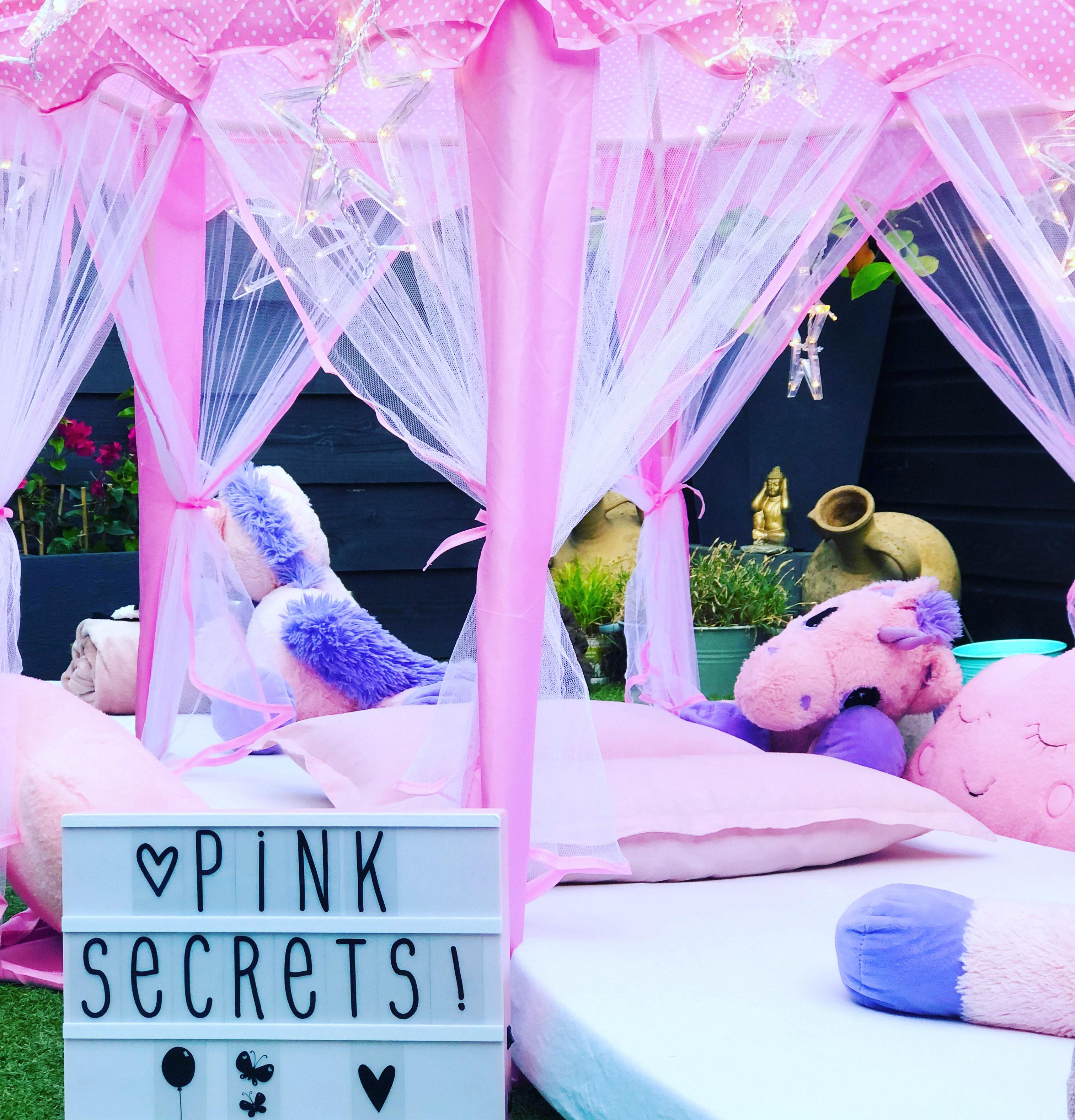 Pink secrets