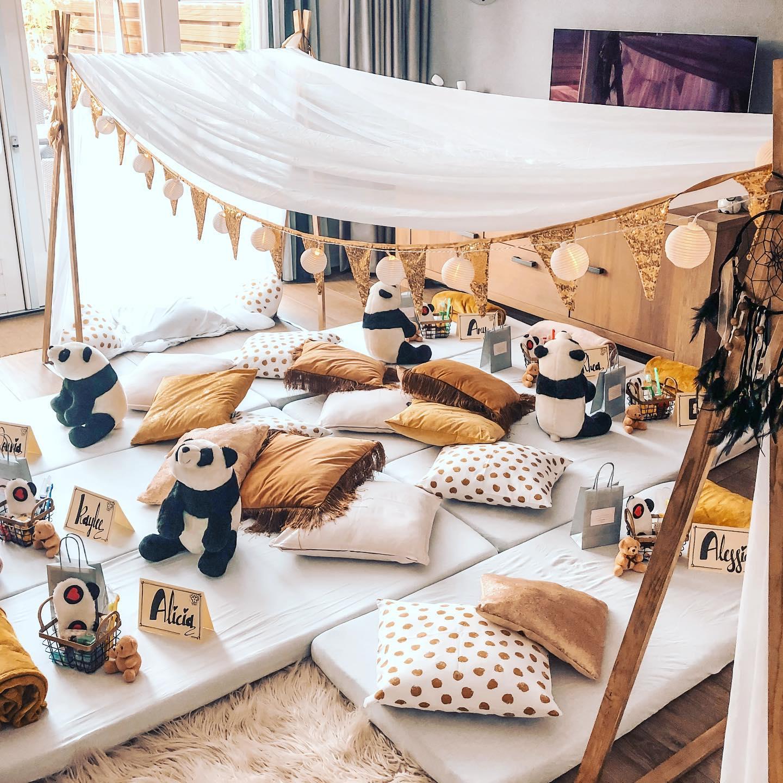 Slaapfeestje organiseren