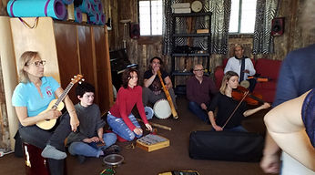 Formations musicothérapie Pascal Viossat