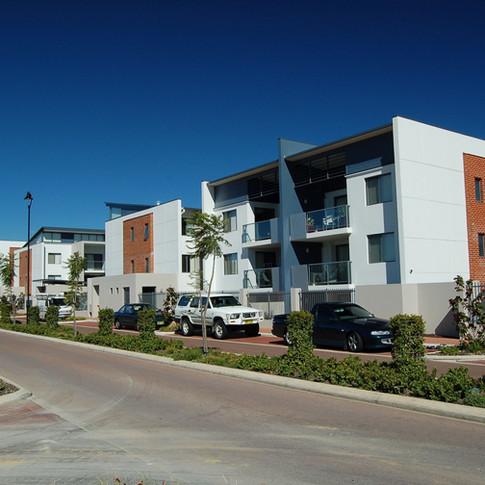 Arum & Samphire Apartments