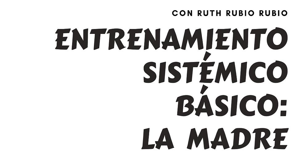 ENTRENAMIENTO SISTÉMICO BÁSICO: LA MADRE ON LINE