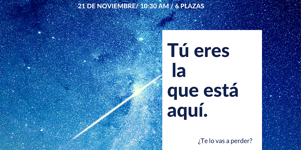 Taller Constelaciones Familiares con Ruth Rubio. 21/11 MADRID SUR