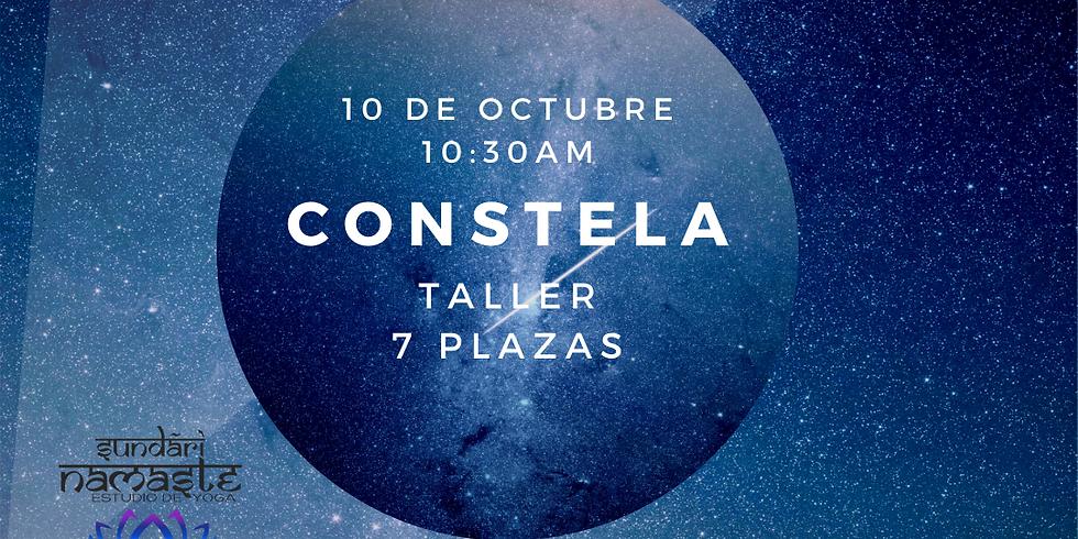 Taller Constelaciones Familiares 10 DE OCTUBRE con Ruth Rubio.