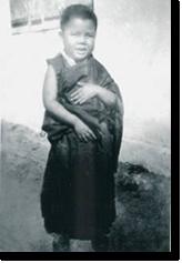 Ahbay a los 7 años